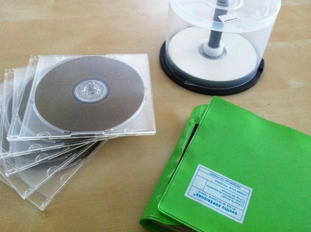 ハードディスクを容量不足にしないための方法