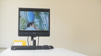 パソコン内の写真を表示するスクリーンセーバーをWindows 7で試してみました