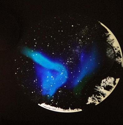 満天の星空とオーロラを自宅で! 家庭用プラネタリウムを体験