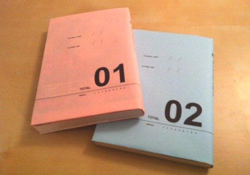 あまったコピー用紙で機能的なブックカバーを作成できる『FUMIKURA』