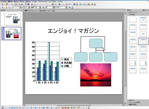 プレゼン資料作りに最適!無料で使えるOffice互換ソフト