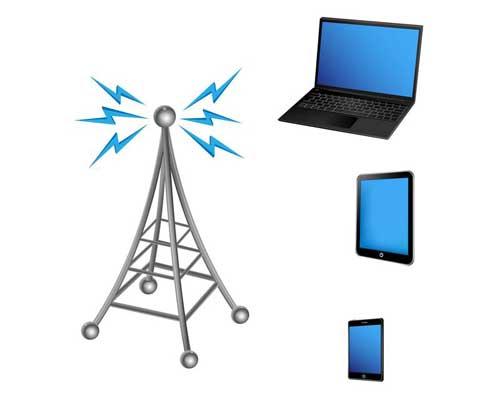 無料でWi-Fiが利用できる「フリースポット」って何?
