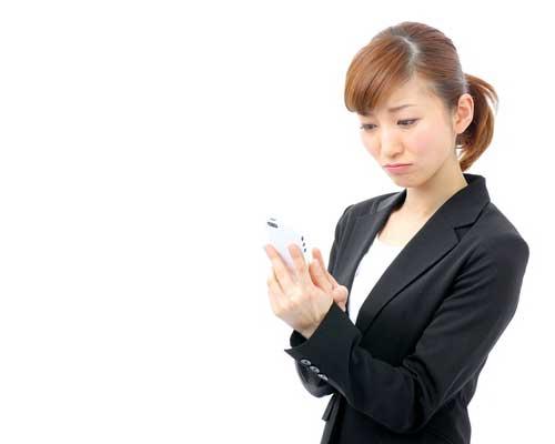スマホが通信障害で繋がらない時に通話やメールをする方法