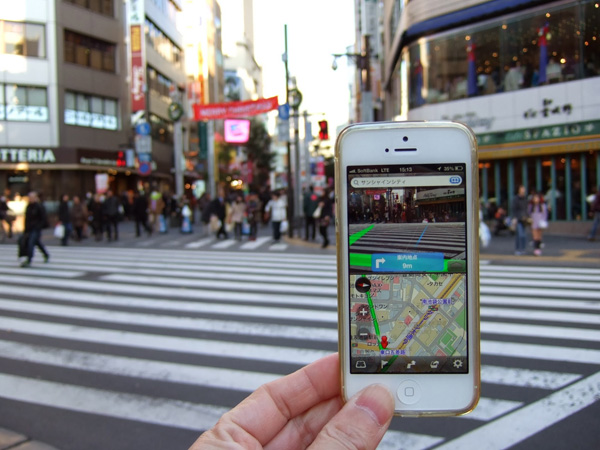 Googleマップだけじゃない! 街歩き・山歩きにきっと役立つ地図アプリ4選