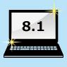 Windows 8から 8.1にアップデートする方法