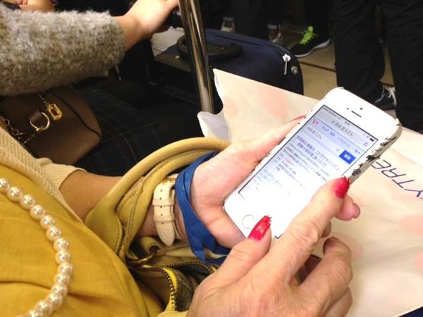 ガラケーからiPhoneに機種変した親に、最初にしてあげるべきこと5つ
