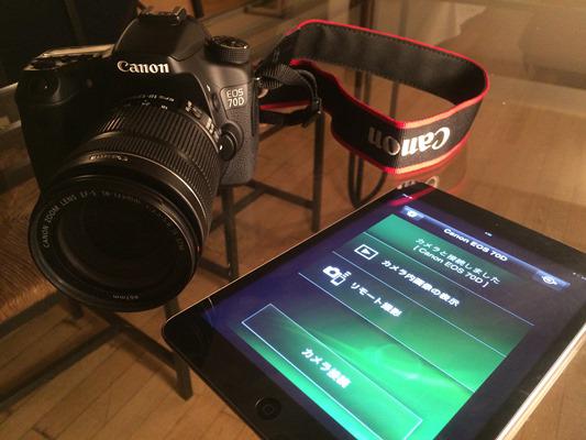 一眼レフカメラからWi-Fiでスマホに瞬間転送。この機能、便利すぎて涙出る