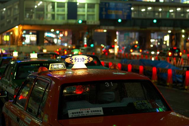 終電を逃してもあわてない!タクシーとホテルの値段を比較できるアプリが秀逸