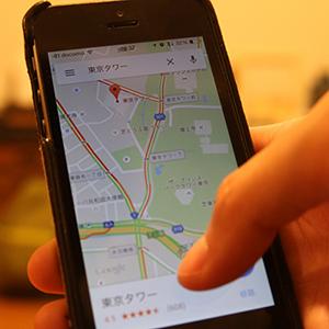 【裏ワザ】Google Mapの地図を指1本で拡大・縮小する方法