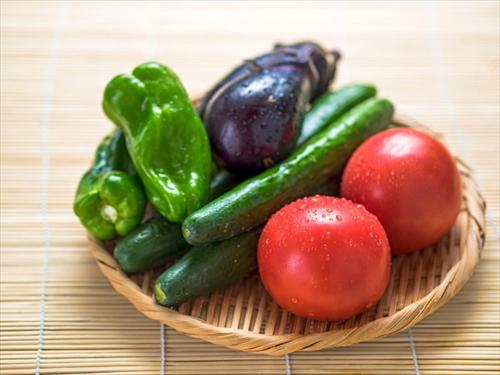 食べ物が傷みやすい夏。野菜や果物の正しい保存法を知っておこう!