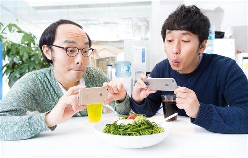 食いしん坊必見!飯テロ写真に欠かせないカメラアプリ3選
