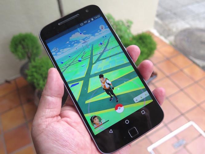 「ポケモンGO」を格安SIMで早速遊んでみた!