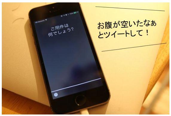 iPhoneのTwitter連携が便利!Siriが代わりにツイートしてくれる!?