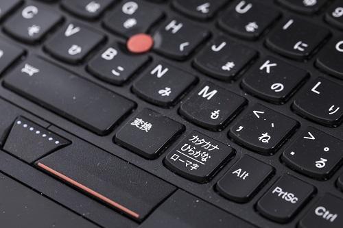 【ノートパソコンの掃除】キーボードを中心にキレイにしてみた