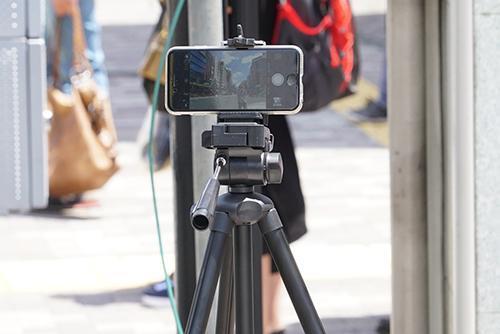 三脚を使ってスマホカメラでの撮影をもっと楽しむ方法