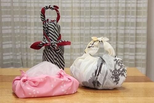 日本伝統の「風呂敷」でミニマルライフを実践しよう!