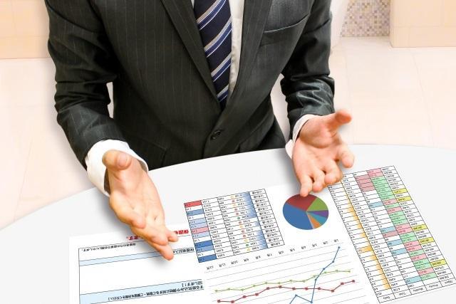 Excel(エクセル)のグラフ機能を使って上手なプレゼン資料を作ろう!