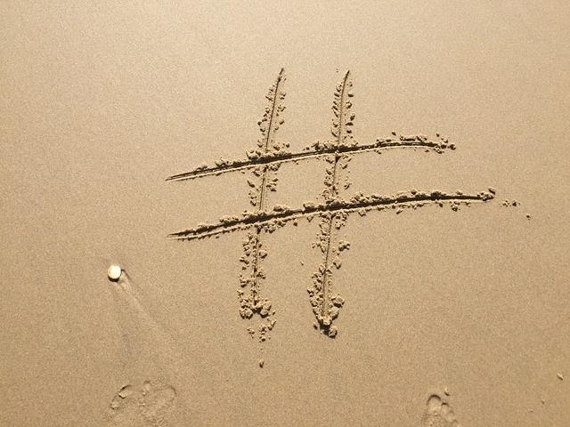 #ootd?#tbt?人気のハッシュタグの意味と探し方