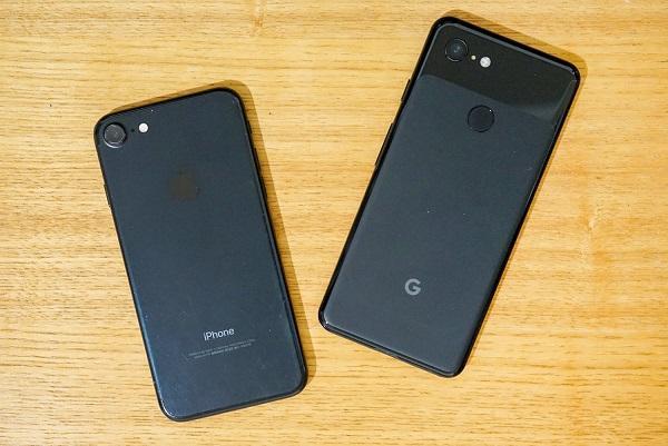 iPhone 7からGoogle Pixel 3に機種変してわかったこと