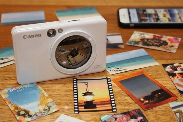 スマホの写真もプリントできるカメラ機能付きプリンターが楽しい!