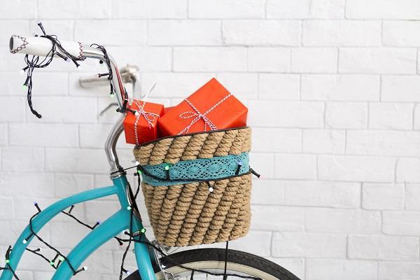 Amazon の置き配を利用してみた。自転車のかごで本当に荷物は受け取れるのか?
