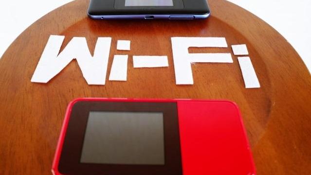 Wi-Fi環境のイメージ