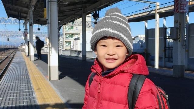 電車の利用事子供を守るサービス