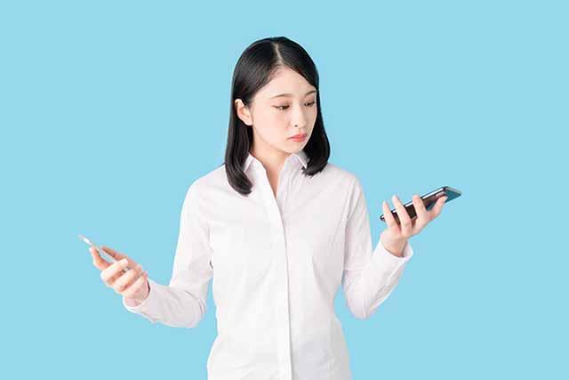 iPhoneとAndroidの違いは?今買うならどっちがいい?