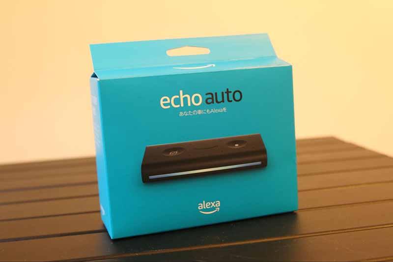 車からAlexaが使えるEcho Autoを買ってみた。仕組みや使い心地は?