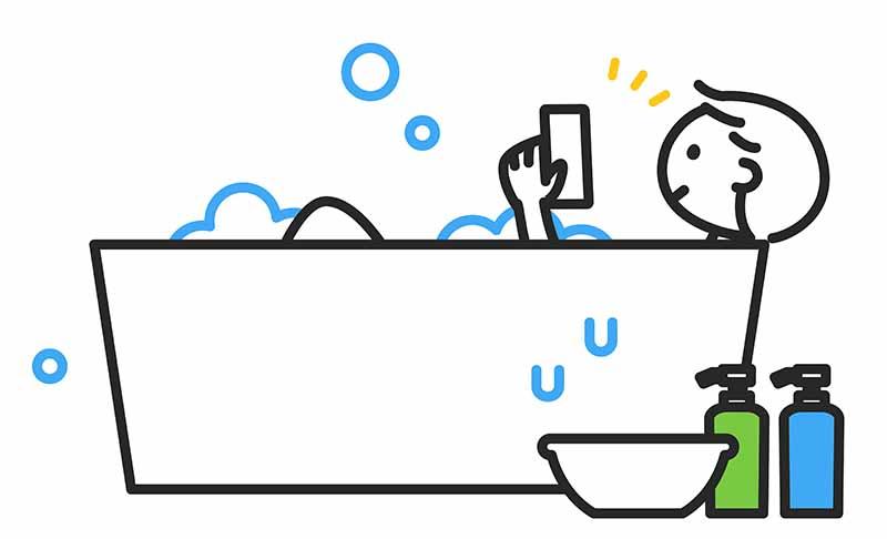 おすすめ!お風呂時間を快適にする防水Bluetoothスピーカー