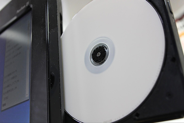 ダビング パソコン に から dvd